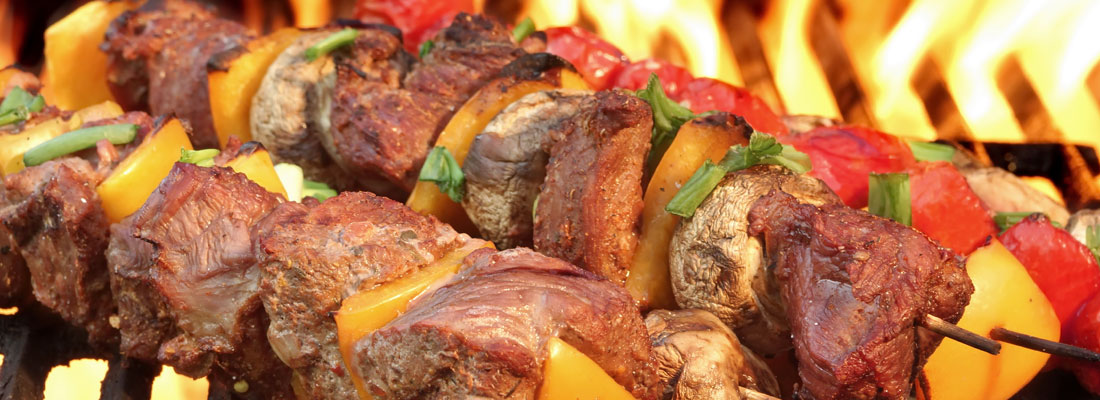 Combination Kebabs